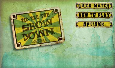 Tic-Tac-Toe Showdown (iOS & Android) - 01