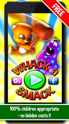 Whack a Smack (iOS & Android) - 01