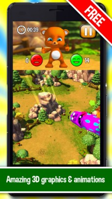 Whack a Smack (iOS & Android) - 02
