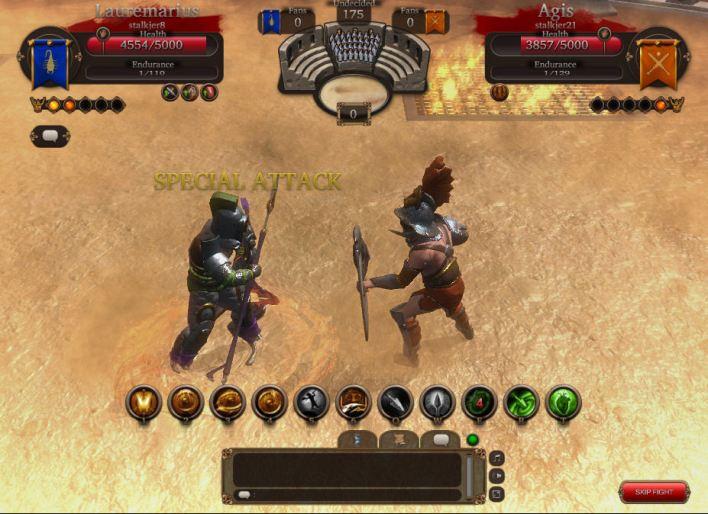 Gladiators Online - Enhanced Combat System (01)