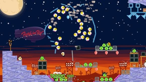 Rock in Rio_Angry Birds Friends screenshot 5