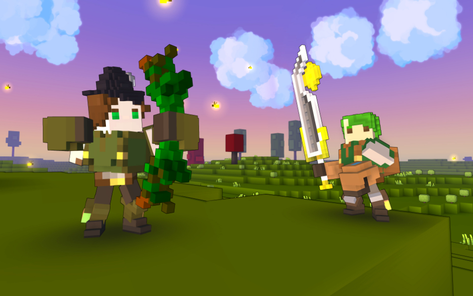 TROVE_POSE_Adventurer_BowSwordCombo_01