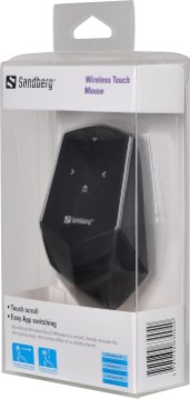 Wireless Touch Mouse Packaging
