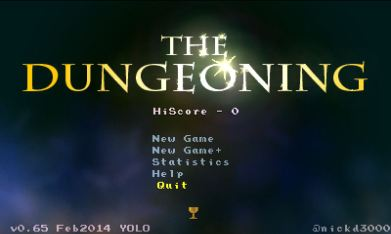 The Dungeoning (PC) - 01