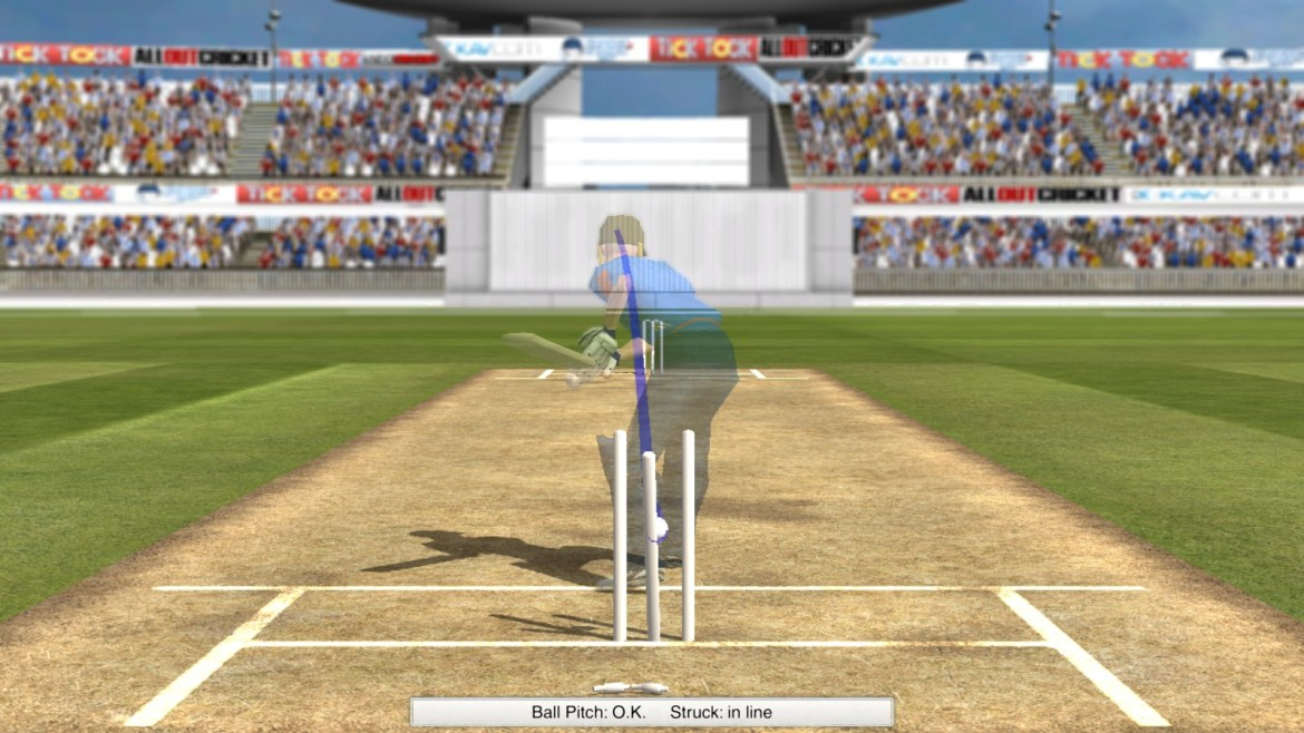 Lord's LBW 2