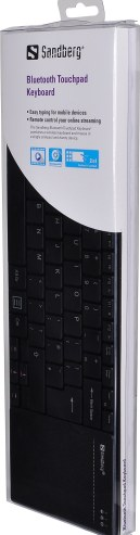 Touch Keyboard Packaging