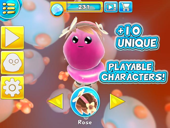 Blobsy (iOS & Android) - 01
