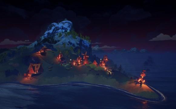 Halloween_village_by_night