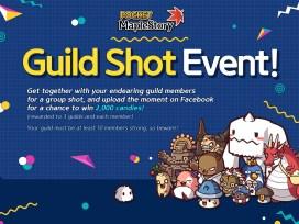 Pocket MapleStory_Guild Shot Event