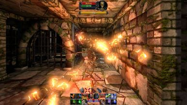 The Fall Of The Dungeon Guardians (PC) - 02