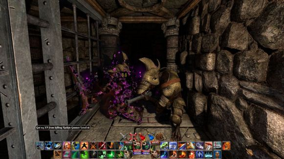 The Fall Of The Dungeon Guardians (PC) - 07