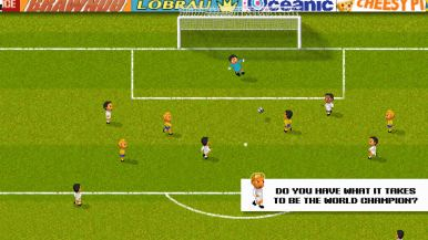 World Soccer Challenge (iOS & Android) - 01