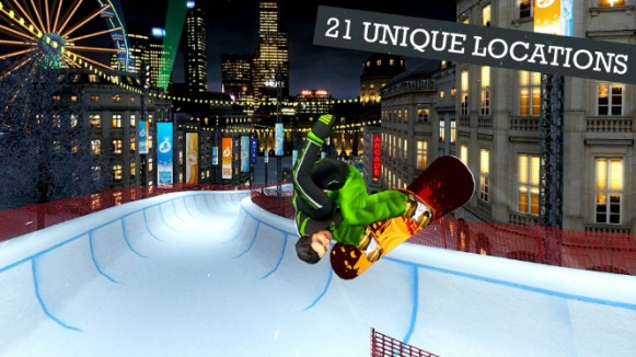 Snowboard Party 2 (Mobile) - 02