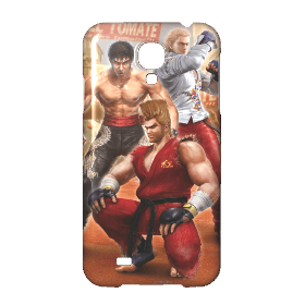 Tekken iPhone 4s Premium Case Fighters