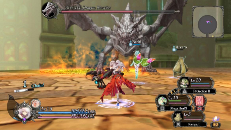 Boss Battle 001