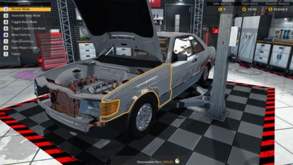 CMS 2015 (PC) Mercedes-Benz DLC 18