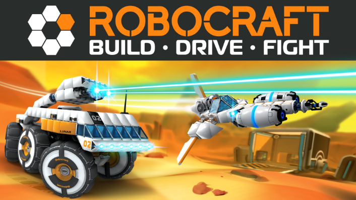 New Robocraft Expansion Enter The Shredzone Out Now