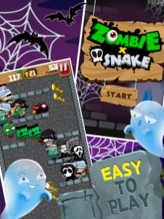 Zombie X Snake (iOS & Android) - 02