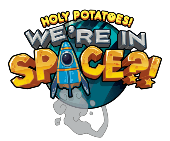 Space invaders gaming potatoes free