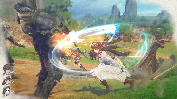 Valkyria Revolution Screenshot 2