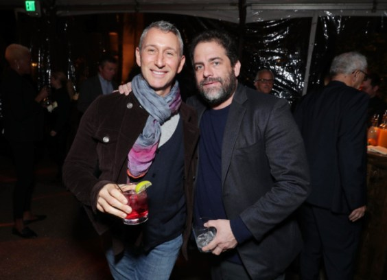 """Adam Shankman, Brett Ratner seen at Netflix's original documentary """"13TH"""" reception hosted by Netflix Chief Content Officer Ted Sarandos and Ambassador Nicole Avant with a special conversation moderated by Oprah Winfrey with director Ava DuVernay and Van Jones] on Sunday, January 15, 2017, in Los Angeles, CA. (Photo by Eric Charbonneau/Invision for Netflix/AP Images)"""