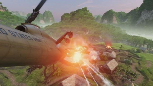 Rising Storm 2_ Vietnam - CobraOverShoulderInbound