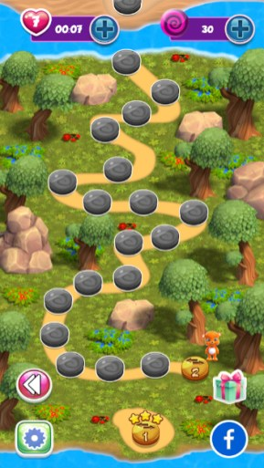 Juicy Fruits Match-3 Crush (iOS & Android) - 02