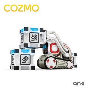 Cozmo Stacking