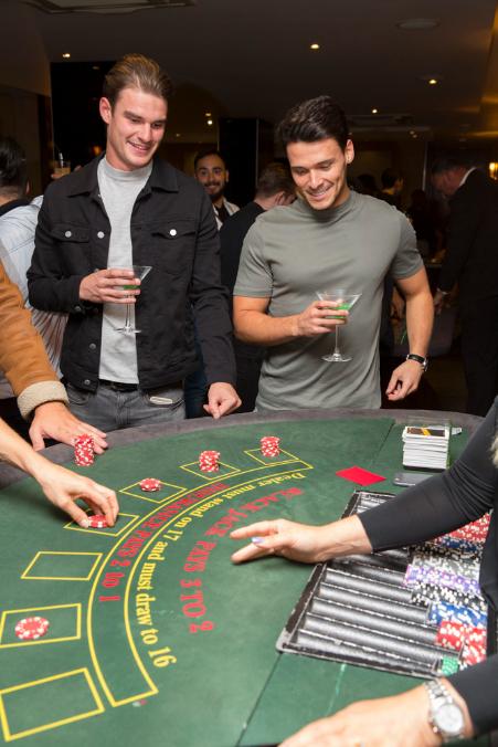 Casino Screening Of The House