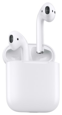 Apple Airpods In- Ear Wireless Headphones - White
