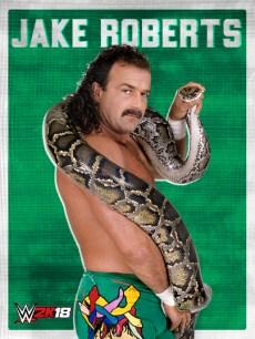 WWE2K18_ROSTER_JAKE ROBERTS