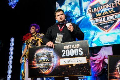 SWC2017_Kabzon from Russia wins tournament with 2000 USD prize and trip to LA final on Nov 25