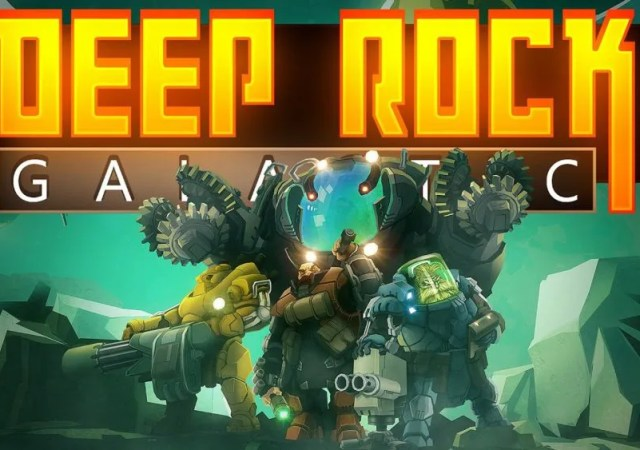 Deep-Rock-Galactic