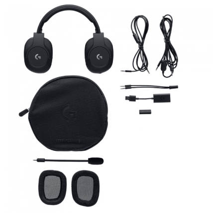 High_Resolution_PNG-Logitech G Pro Gaming Headset Gallery