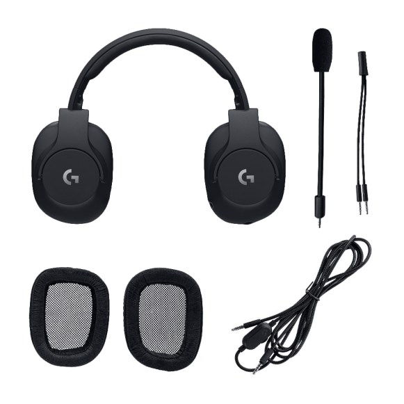 Logitech G PRO Gaming Headset 5