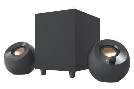 Pebble Plus speakers