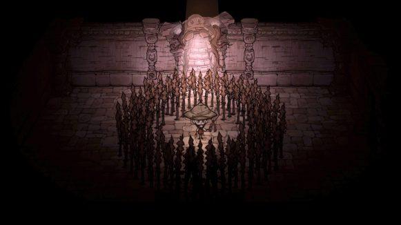 Don't Starve Hamlet Wilson - temple spike circle