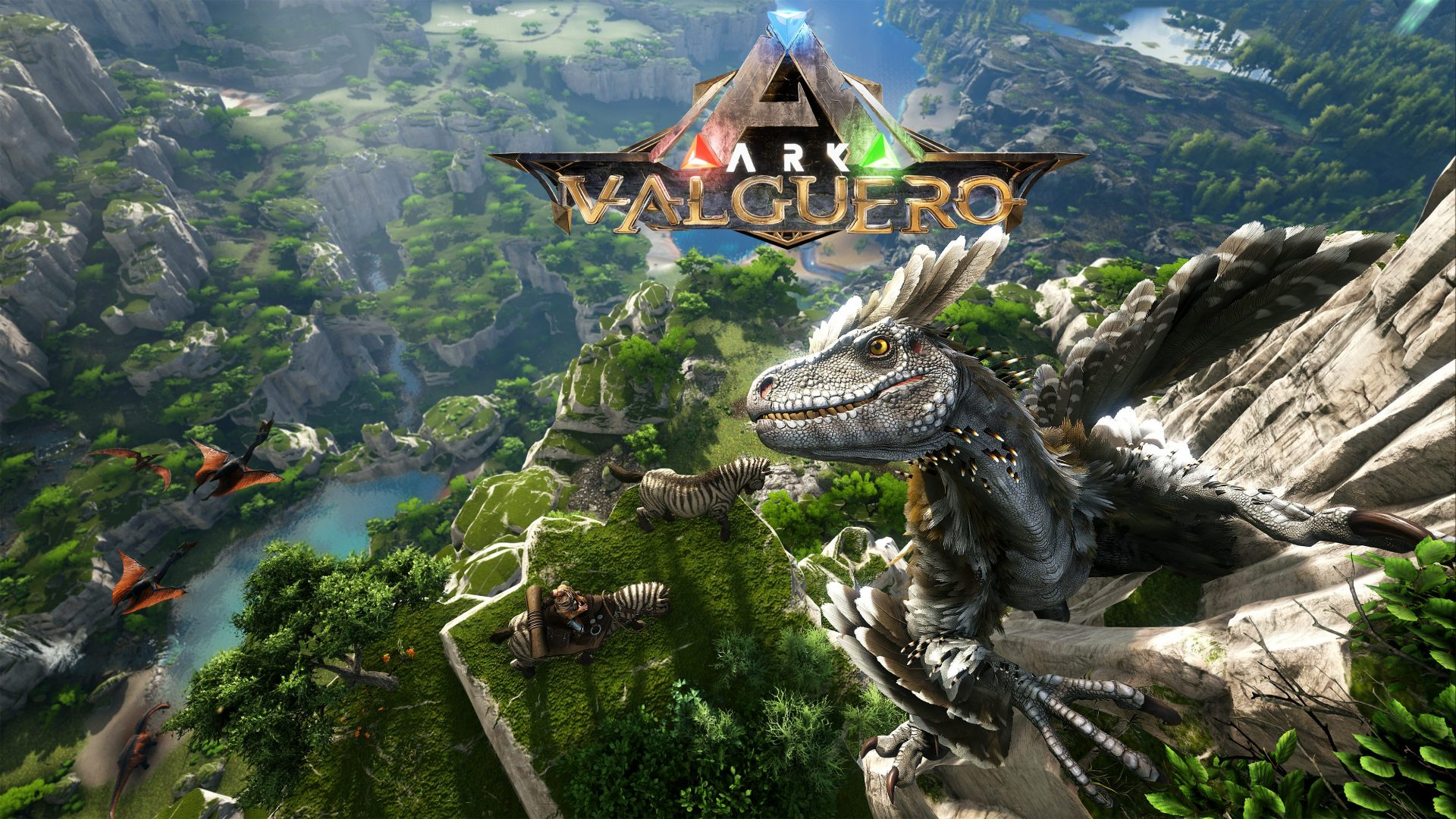 Ark Survival Evolved Valguero Map Expansion Info And New
