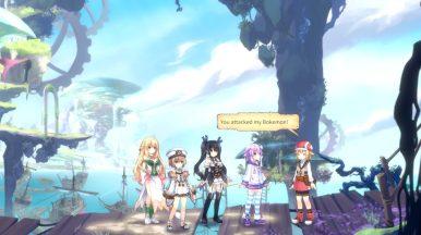 Super Neptunia RPG 7