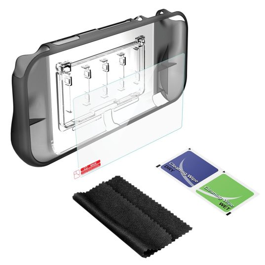 VS4919_Nintendo Switch Lite_Protective Shell Case_Complete Kit