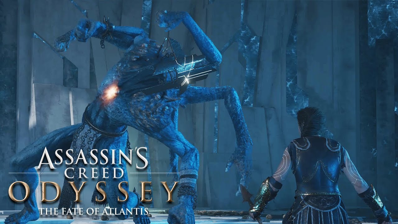 Assassins Creed Odyssey The Fate Of Atlantis Episode 3 Review Invision Game Community