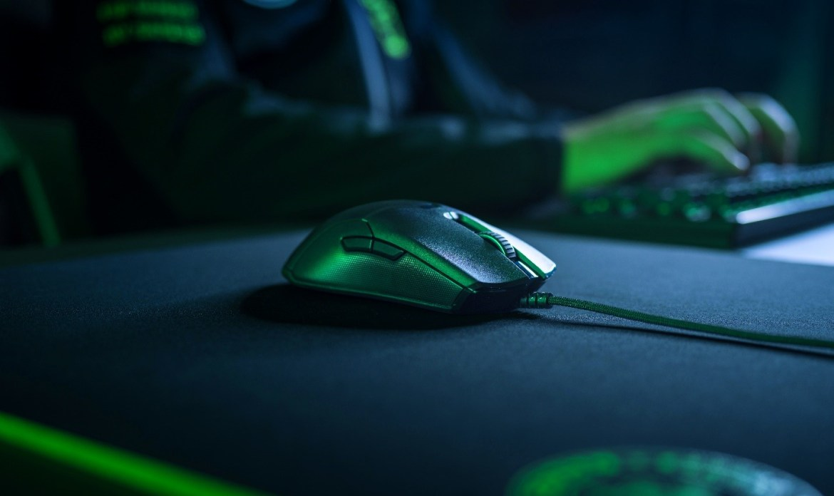 the new Razer Optical Mouse Switches