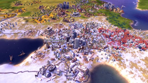 Civilization VI Expansion Bundle - Adopting the Cold