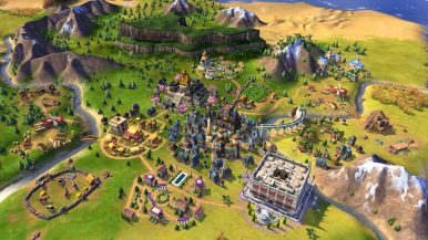 Civilization VI Expansion Bundle - Prosperous City