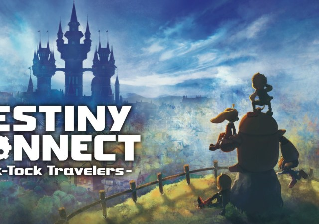 Destiny Connect Tick Tock Travelers