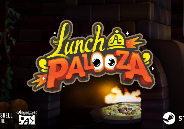 Lunch A Palooza