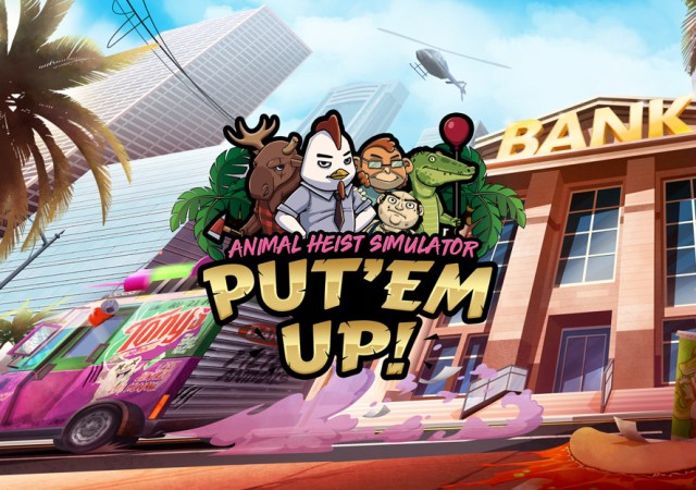 Put 'Em Up is coming to EGX 2019