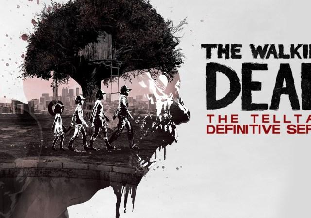 TheWalking Dead: TheTelltale Definitive Series