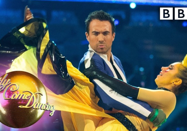 Will and Janette Paso Doble to 'Gotta Catch 'Em All'