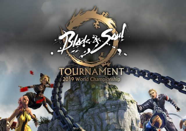 World Championships Blade & Soul